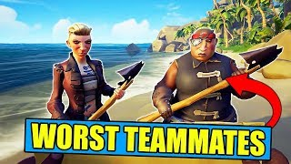 Download The WORST Shipmates EVER [Sea of Thieves] Video