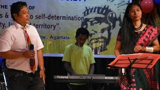 Download GOUTAM & USHA LIVE PERFORM || INTERNATIONAL DAY OF THE WORLD'S INDIGENOUS PEOPLES Video