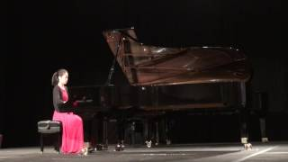 Download Chopin Scherzo No. 2 - MTNA National Winner's Concert - Yannie Tan, 2016, San Antonio Video