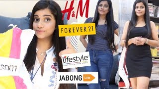 Download SALE HAUL | H & M | FOREVER 21 | LIFESTYLE | JABONG | Sana K Video