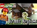 Download Bungalows in LEGO Jurassic World: Designing and Building in LEGO Worlds Video