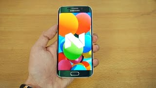 Download Samsung Galaxy S6 Edge OFFICIAL Android 7.0 Nougat Review! (4K) Video