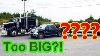 Download I Bought A HUGE Goose Neck TRAILER... Was THIS A Mistake?!? Video