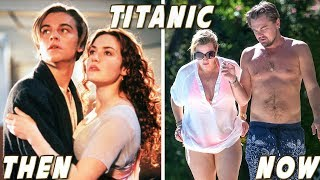 Download Titanic ★ Then And Now Video