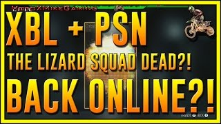 Download Is Xbox LIVE and PSN Back Online - Are The XBL + PSN Servers Up - The Lizard Squad Dead Video