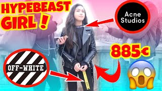 Download WIE VIEL IST DEIN OUTFIT WERT ?💰🔥 HYPEBEAST GIRL 💰🔥| STREET UMFRAGE | ITS LION Video