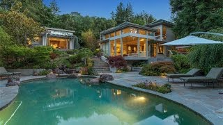 Download A Private Contemporary Sanctuary in Kentfield, California Video