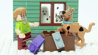 Download Lego Scooby Doo Brick Building Haunted House Video