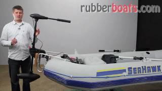Download Intex Electric Trolling Motor 40 lb Thrust vs. Minn Kota Video