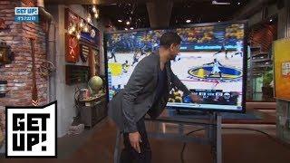 Download Jalen Rose breaks down film of Steph Curry in Pelicans vs. Warriors Game 2 | Get Up! | ESPN Video