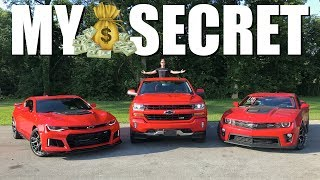 Download How I Afford $170,000 Worth Of Cars!!! (Anyone Can Do It) Video