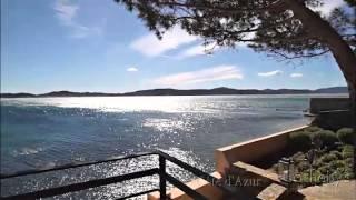 Download Waterfront villa close to Saint-Tropez - luxury rentals - Côte d'Azur Sotheby's International Realty Video