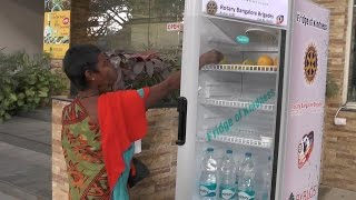 Download Fridge of kindness in Bengaluru Video