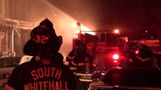 Download Allentown Multi-Alarm Fire Rips Through Rowhomes - 12.1.16 Video