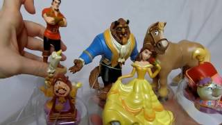 Download Disney Store Beauty and the Beast Figurine Play Set Review Video