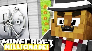 Download HOW TO BECOME THE RICHEST MINECRAFTER - MINECRAFT MILLIONAIRE MOD PACK Video