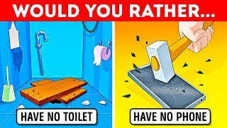 Download MAKE YOUR CHOICE AND TEST YOUR BRAIN WITH THESE TRICKY RIDDLES Video