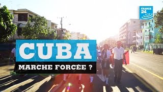 Download CUBA - Une marche forcée pour Fidel ? Video