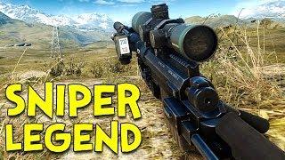 Download SNIPER LEGEND! - Battlefield 4 (War Stories) Video