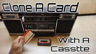 Download Clone Credit Card With A Cassette Tape Video