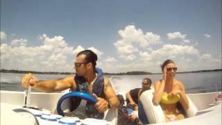 Download Jet Ski VS 454 JAWS High performance speed boat Video