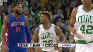 Download Detroit Pistons at Boston Celtics - November 30, 2016 Video