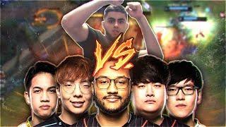 Download Yassuo | MOE VS 5 LCS PLAYERS Video