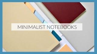 Download Minimalist Notebooks // mishmash Video