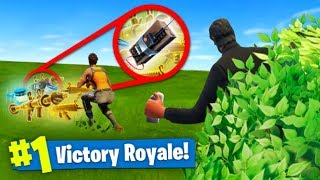 Download C4 LOOT *TROLL* In Fortnite Battle Royale! Video