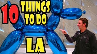 Download 10 Best Things to do in Downtown Los Angeles Video