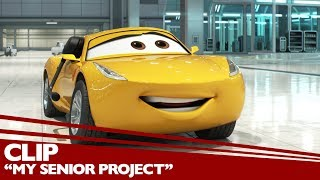 Download ″My Senior Project″ Clip - Disney/Pixar's Cars 3 - Friday in 3D Video