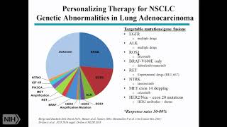 Download TRACO 2018 - Non-small cell lung cancer and Genomics Video
