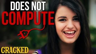 Download The Adult Man Who Wrote Rebecca Black's Friday (Is Evil) - Does Not Compute Video