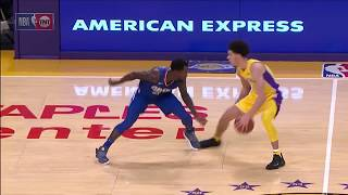 Download Lonzo Ball vs Patrick Beverley - Beverley mocks Lonzo, but gets revenge with crossover! Video