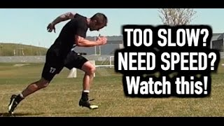 Download How to run faster | How to get faster at running | How to increase speed for soccer and football Video