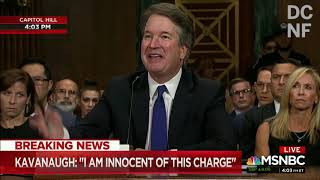 Download Highlights Of The Kavanaugh Hearing Video