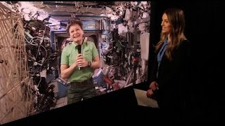 Download Full interview with astronaut Peggy Whitson Video