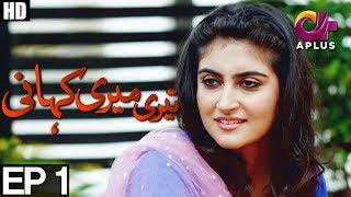 Download Teri Meri Kahani - Episode 1 | A Plus ᴴᴰ Drama | Agha Ali, Hiba Qadir, Fahad Rehmani Video