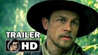 Download THE LOST CITY OF Z Official International Trailer (2017) Tom Holland Thriller Movie HD Video