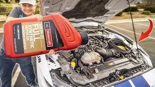 Download Shelby GT350 BLOWN ENGINE... Why Does THIS Happen? Video