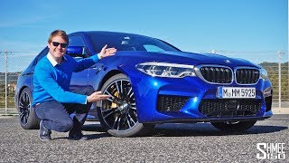 Download THIS is the NEW BMW M5! | REVIEW Video