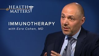 Download Immunotherapy - Health Matters Video
