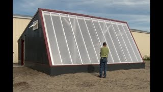 Download Bemidji's New Greenhouse Will Allow Food Growth During Winter Video