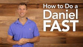Download How to Do a Daniel Fast Video