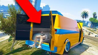 Download HOW TO KIDNAP PEOPLE ONLINE! | GTA 5 THUG LIFE #257 Video
