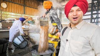 Download INDIAN FOOD HEAVEN at the BIGGEST MEGA KITCHEN 2018! AMAZING TRAVEL DOCUMENTARY in the GOLDEN TEMPLE Video
