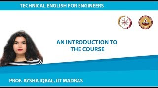 Download Introduction to the Course Video