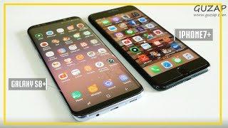 Download รีวิว Galaxy S8 + vs iPhone 7 Plus ซื้ออะไรดี Video