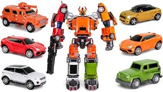 Download Transformers Wei jiang KO OverSized Toyworld Throttlebot Combiner Vehicle Robot Car Toys Video
