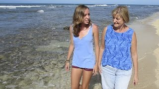 Download Mom Follows Family to Oahu Video